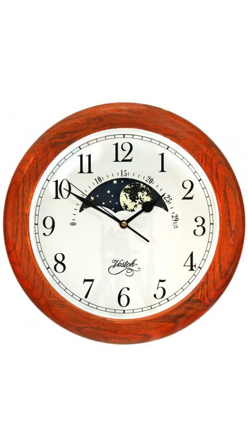 Часы настенные из дерева, пластика или металла
